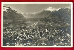 FIP-24  Sion Et Le Haut De Cry Sur Chamoson. Nendaz. Cachet 1932 - VS Valais