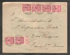Enveloppe  ALLEMAGNE   KOLN   1923