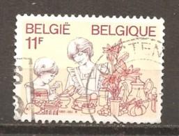 Bélgica - Belgium - Yvert  2087 (usado) (o) - Belgium