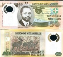 Mozambique 50 Meticais 2011  Pick 150 UNC - Mozambique