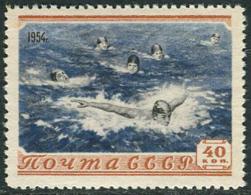 USSR 1954. SC #1679 VF/MNH. Sport. Swimming. (B-13)