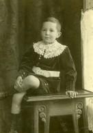 Suisse Jeune Garcon Habits Du Dimanche Ancienne Photo Boissonnas 1900 - Photographs