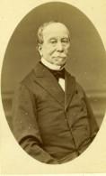 France General Nicolas Changarnier Ancienne Photo CDV Maunoury 1860 - Old (before 1900)
