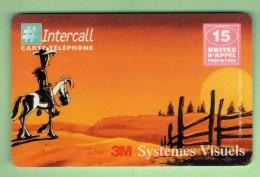 INTERCALL 15u *** LUCKY LUKE *** NEUVE *** 8200ex *** (A100-P5) - Prepaid Cards: Other