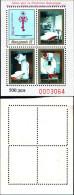 84248) Macedonia-1993-settimana Della Lotta Contro Il Cancro -BF -n.5a-cat-5 Euro Nuovo - Macedonia