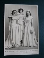 Photo Originale LACOSTE  Reine Du Travail 1950  Chalon Sur Saone - Photos