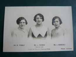 Photo Originale LACOSTE  Reine De  1933   Chalon Su Saone - Photos