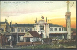! - Belgique - Liège - Exposition De 1905 - Un Coin Des Halls - Liege