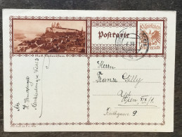 A17 Österreich Austria Autriche Ganzsache Stationery Entier Postal Mi. P 278d Melk