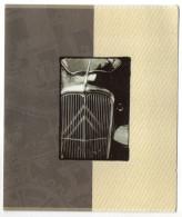 """Fantaisie--carte Double à L'occasion """"Fête Des Pères""""--Calanque De Voiture Avec Logo Citroen--éd Hallmark - Cartes Postales"""