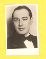 Postcard - Film, Actor, Bilicsi Tivadar   (23792) - Schauspieler