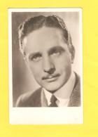 Postcard - Film, Actor, Szilassy Laszlo   (23793) - Schauspieler
