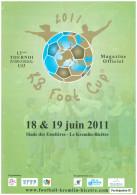 Youth Tournament 2011: Monaco, Braga, Sochaux, Werder Bremen, Zenit, Sunderland, EAG, Tizi-Ouzou, Inter, Hebron, Vall... - Books