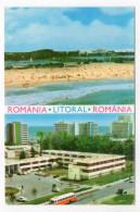 Roumanie--Litoral-IHR Mangalia--Statiunea Jupiter-Paja Paradis-Hotel Tismana--éd CP CS - Roumanie