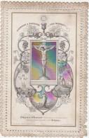 Devotion Image - L´Agneau A Racheté - Les Brebis - (Bonamy, Edit.) The Color Don't Exist, Is Scaner Guilt - Images Religieuses