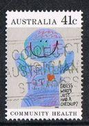 Australia SG1240 1990 Community Health 41c Good/fine Used [12/12261/6D]
