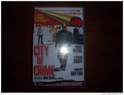 CITY OF CRIME  AVEC HERVE KEITEL - Policiers