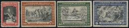 Chile 1945 B. OHiggins 4v, (Mint NH), Nature - Horses