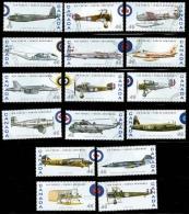 Canada (Scott No.1808a - CANADIAN AIR FORCES 1924-1999) (o)