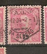 Portugal & Marcofilia D. Carlos I, 1898-05 Lisboa (141)0005 - Oblitérés