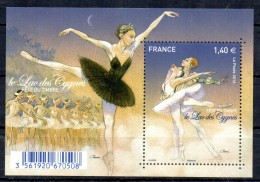 """FRANCE    BF  ( 2016 )  * *     Danse   """" Le Lac Des Cygnes"""" Ballet"""