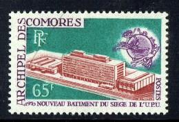 1970  Nouveau Bâtiment De L'UPU  Yv 57  ** - Unused Stamps