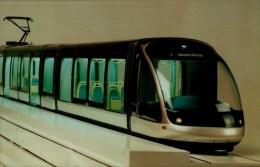 LE TRAMWAY DE STRASBOURG...CPM - Tranvía