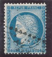 N°60A TYPE I VARIÉTÉ 139 PANNEAU G.3.