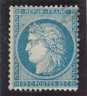 N°60A TYPE I VARIÉTÉ 146 PANNEAU G.3.