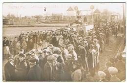 N   CARNAVAL DE MANTHELAN EN 1934   CARTE PHOTO    **   TRES RARE  A    SAISIR *** - France
