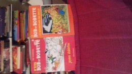 Lot 2 Vandersteen  Bob Et Bobette 161 Le Boomerang Qui Brille  & 1 Joyeux Diablotins - Books, Magazines, Comics