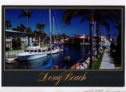 ÉTATS-UNIS . LONG BEACH . THE NAPLES AREA OF ALAMITOS BAY  NEAR BELMONT SHORE - Réf. N°17668 - - Etats-Unis