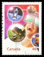 Canada (Scott No.1818a - Collection Du Millénaire / The Millennium Collection) (o)