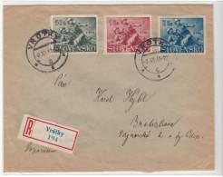 Slovakia / Czechoslovakia / Red Cross - Unclassified