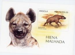 Angola 1996-Hyène-B27***mnh