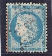 N°60A TYPE I VARIÉTÉ 74 B.2.