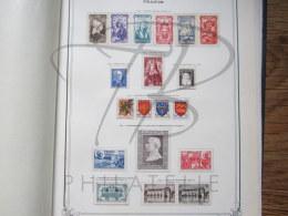 BELLE COLLECTION FRANCE 1853 - 1960 , X + OBLITERES , VENDUE A - DE 10 % DE LA COTE !!! - Collections