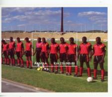 Angola 1997-Coupe Du Monde De Foot En France, équipe D´Angola-B36***mnh