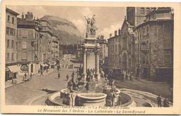 GRENOBLE - Le Monument Des 3 Ordres - La Cathédrale - Le Saint-Eynard