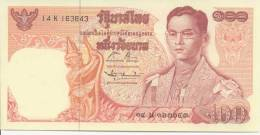 THAILAND  P. 85b 100 B 1978 UNC (s. 43) - Thaïlande