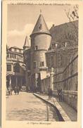 GRENOBLE - La Tour De L'Hôtel De Ville Et L'Opéra Municipal