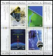 Canada (Scott No.1831 - Collection Du Millénaire / The Millennium Collection) (o) Bloc