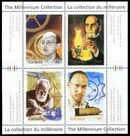 Canada (Scott No.1832 - Collection Du Millénaire / The Millennium Collection) (o) Bloc