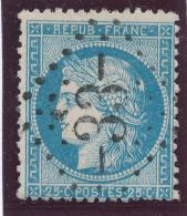 N°60A TYPE I VARIÉTÉ 109 G.1.