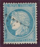 N°60A TYPE I VARIÉTÉ 111 G.1.