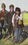 Bambini Albanesi - Fot. Cav. Alemanni - Carte Non Circulée - Albanie