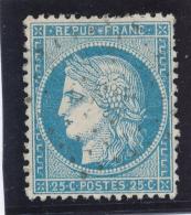 N°60A TYPE I VARIÉTÉ 114 G.1.