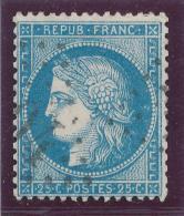 N°60A TYPE I VARIÉTÉ 116 G.1.