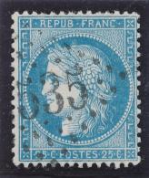 N°60A TYPE I VARIÉTÉ 118 G.1.