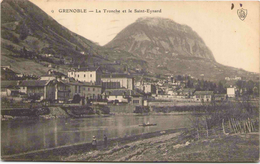 GRENOBLE - La Tronche Et Le Saint-Eynard